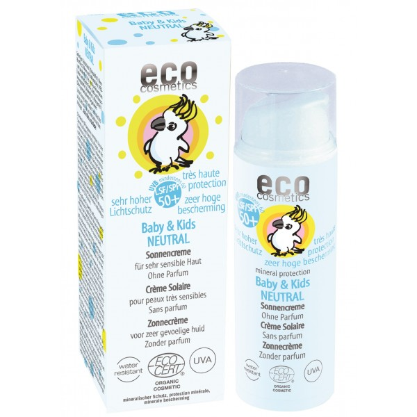 ECO Protector Solar Mineral Neutral FPS 50 50ml