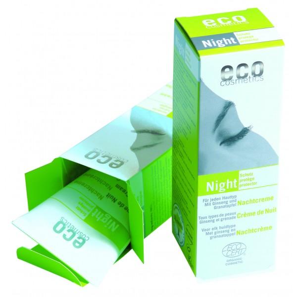 ECO Crema Facial Nutritiva de Noche 50ml
