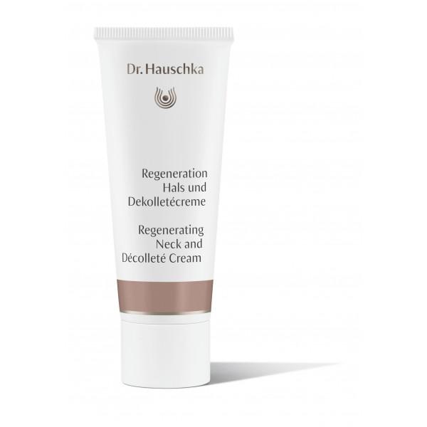 Dr. Hauschka Crema Regeneradora Cuello y Escote 40 ml