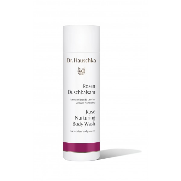 Dr. Hauschka Gel de Ducha de Rosas 200 ml
