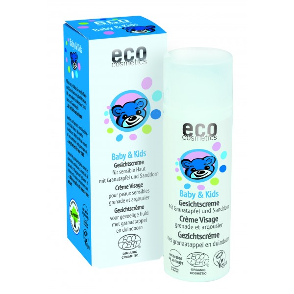 ECO Crema Facial Baby & Kids 50ml