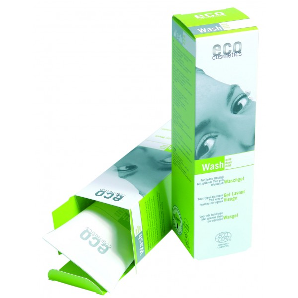 ECO Gel Limpiador Facial 125ml