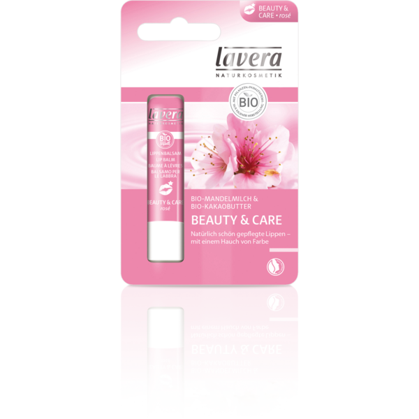 BEAUTY & CARE Rosé Labial