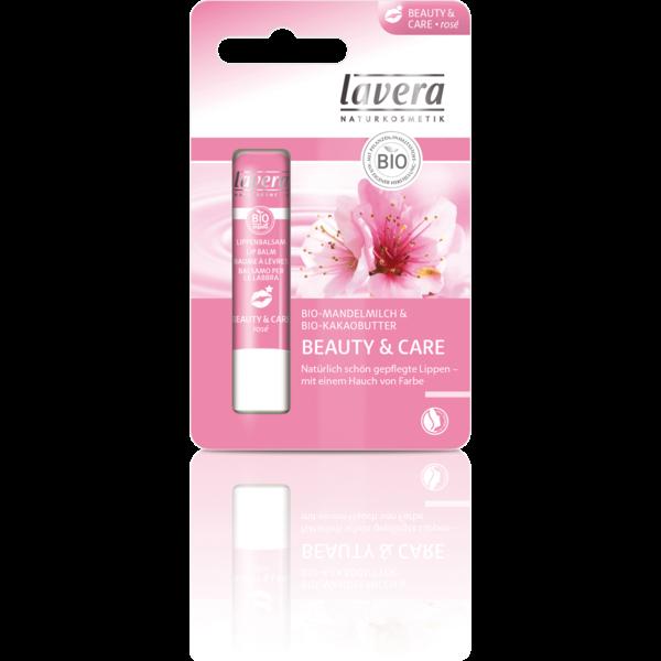 BEAUTY & CARE Rosé Labial
