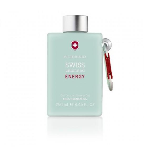 Victorinox Swiss Unlimited Energy Shower Gel