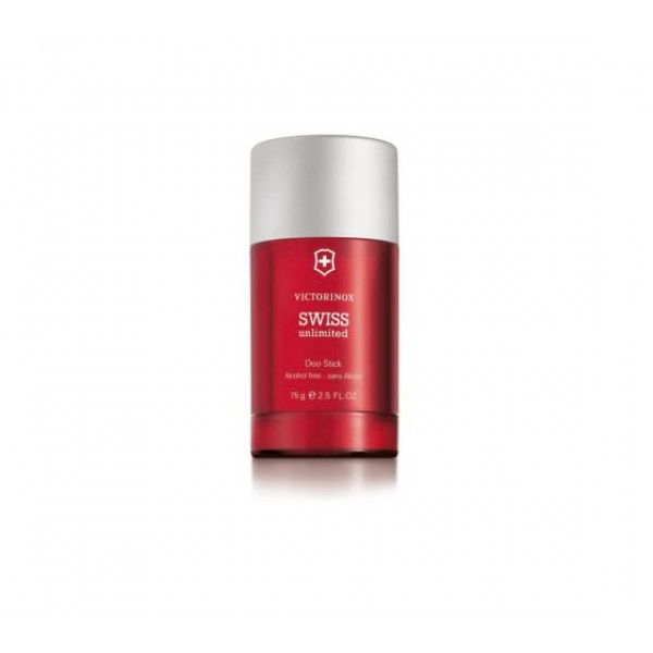 Victorinox Swiss Unlimited Red Deodorant Stick